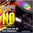 No Camera Tricks by Mark Lee  With DVD MERLINS EXCLUSIVE